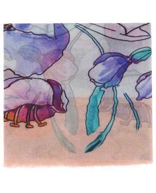 Geblümter Schal aus Sommer-Kaschmir Liu 19 ANDREA'S 47