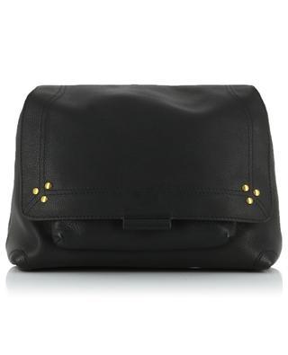 Lulu M grained leather shoulder bag JEROME DREYFUSS