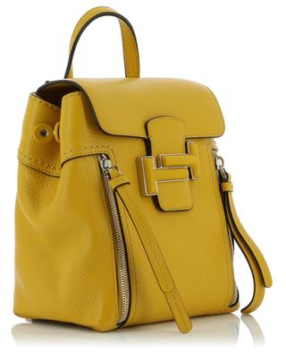 Double T Mini convertible leather bag TOD'S