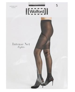 Collants effet résille Intense Net WOLFORD
