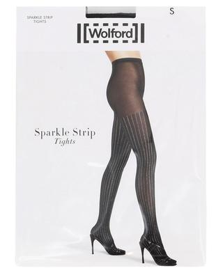 Strumpfhose Sparkle Strip WOLFORD