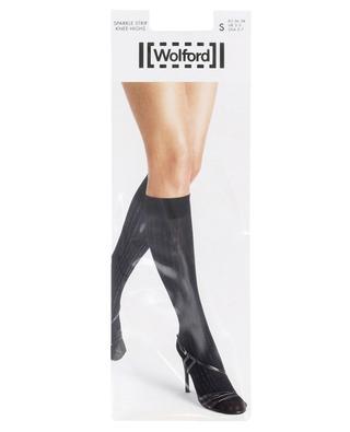 Sparkle Strip socks WOLFORD