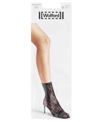 Wildflower net socks WOLFORD
