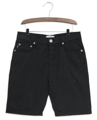 Regular cotton Bermuda shorts STONE ISLAND JUNIOR