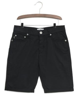 Regular cotton Bermuda shorts STONE ISLAND JUNIOR