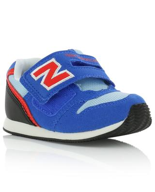996 fabric and leather sneakers with Velcro strap NEW BALANCE
