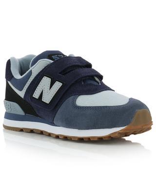 Sneakers aus Wildleder und Segeltuch 574 NEW BALANCE