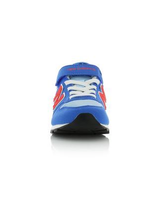 Sneakers aus Kunstwildleder und Mesh 996 NEW BALANCE
