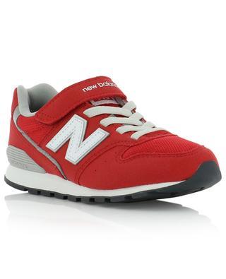 Sneakers aus Kunstwildleder und Stoff 996 NEW BALANCE
