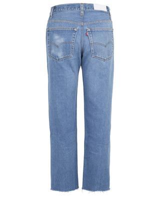 Gerade verkürzte Jeans Stove Pipe RE/DONE