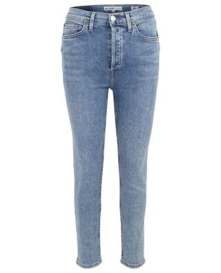Slim fit cropped jeans RE/DONE