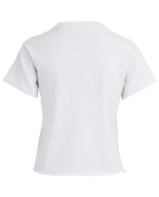 T-shirt en coton imprimé RE/DONE