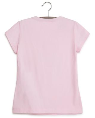 Perfume bottle print T-shirt MONNALISA