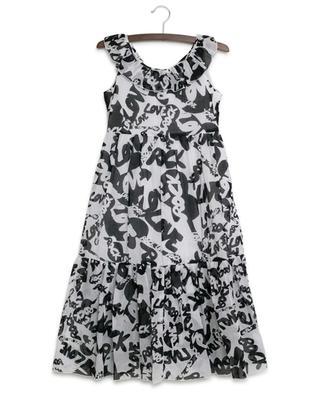 Rock Love sleeveless dress MONNALISA