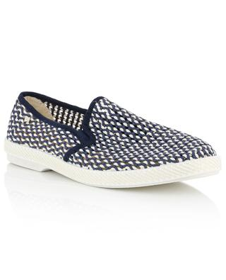Napoles Emilio braided cotton loafers RIVIERA