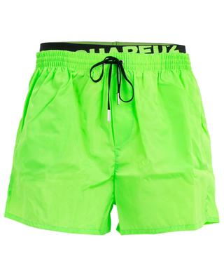 Logo adorned swim shorts DSQUARED2
