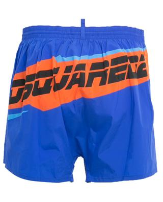 Logo print swim shorts DSQUARED2