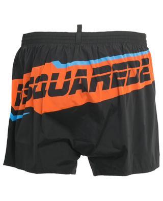 Short de bain imprimé logo DSQUARED2