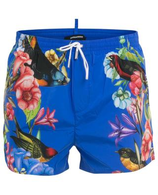 Printed swim shorts DSQUARED2