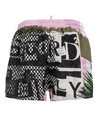 Printed swim shorts DSQUARED2