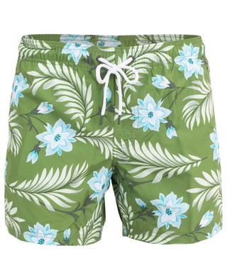 Badeshorts mit Hawaii-Blütenprint SUNDEK