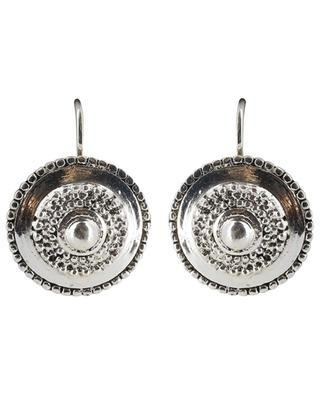 Ohrringe mit Medaillon Metal UNE LIGNE