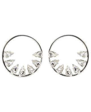 Sertis ring shaped stud earrings UNE LIGNE
