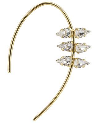 Sertis curvy stud earrings UNE LIGNE