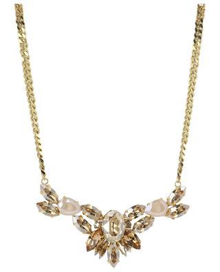Kristallbesetzte Halskette Cassandre UNE LIGNE