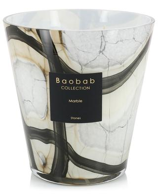 Stones Marble Max 16 scented candle BAOBAB