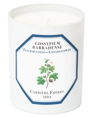 Cotton Flower scented candle CARRIERE FRERES
