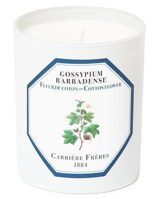 Bougie parfumée Fleur de Coton CARRIERE FRERES