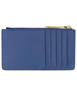 New F logo card holder with pouch FENDI