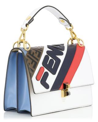 Kan I Fendi Mania leather shoulder bag FENDI