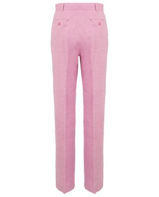 Tonico wide-leg linen trousers WEEKEND MAXMARA