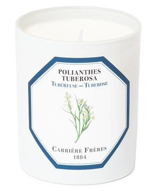 Tuberose scented candle CARRIERE FRERES