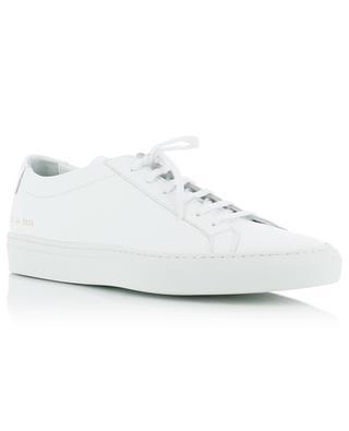 Niedrige Sneakers aus Leder Achilles COMMON PROJECTS