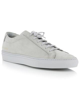 Niedrige Wildledersneakers Achilles COMMON PROJECTS