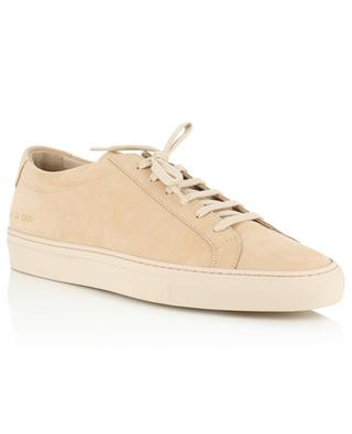 Achilles suede low top sneakers COMMON PROJECTS