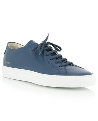 Niedrige Ledersneakers Achilles COMMON PROJECTS