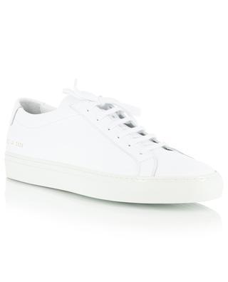 Niedrige Sneakers aus Glattleder Achilles COMMON PROJECTS