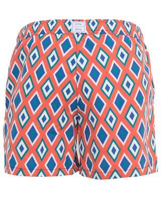 Camogli diamond print swim shorts RIPA RIPA