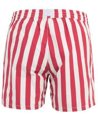 Paraggi Rosso striped swim shorts RIPA RIPA