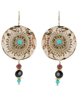Dakota sun earrings SATELLITE