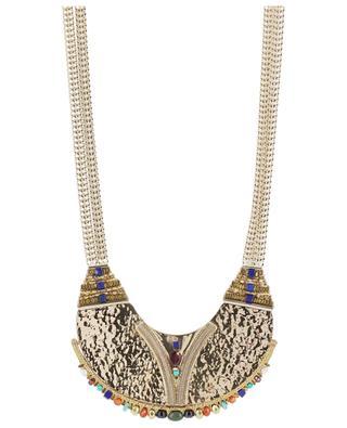 Dakota ethnic golden necklace SATELLITE ... 32d44c1468db