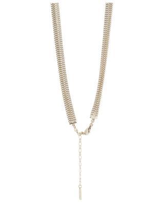 Ethnische goldene Halskette Dakota SATELLITE