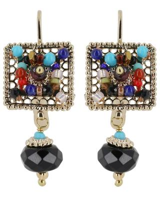 Persane square earrings SATELLITE