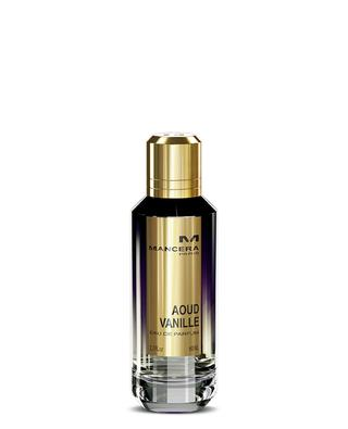 Eau de parfum Aoud Vanille MANCERA
