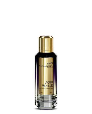 Aoud Vanille perfume MANCERA