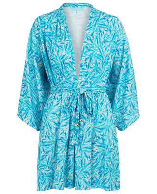 Robe de plage imprimée Elle MELISSA ODABASH
